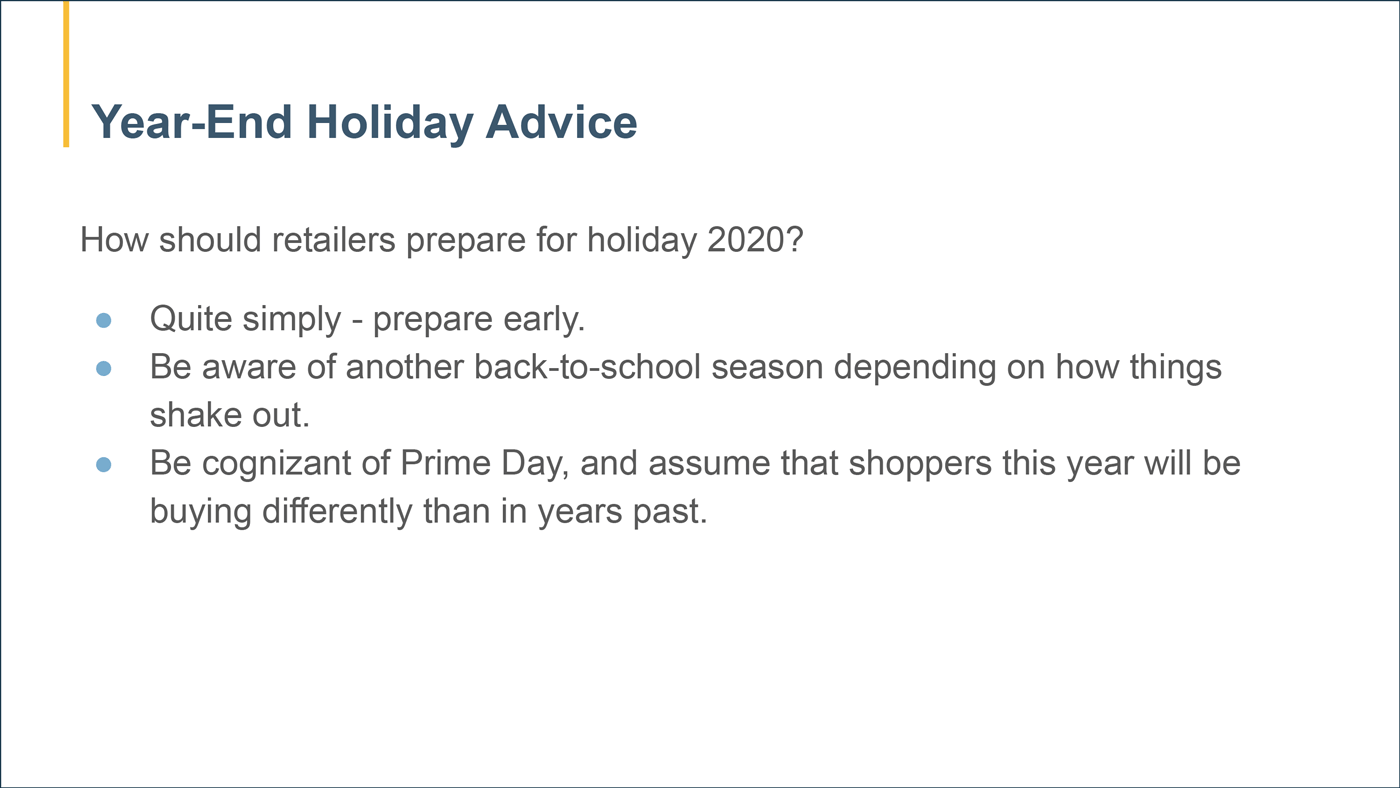 Advertising Gray Area - Year-End Holiday Advice Q4 2020